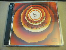 STEVIE WONDER Songs In The Key of Life 2-CD set U.K. Pressing