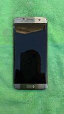 Samsung Galaxy S7 edge SM-G935V - 32GB - Silver Titanium (Verizon)