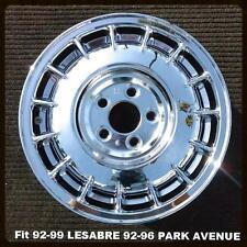 """16"""" CHROME OEM Factory Wheel Rim 92-97 1998 1999 BUICK LESABRE PARK AVENUE 4009"""