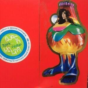 Björk - Volta -CD DVD Box Set Album - Limited Edition -tplp460cdl - UK 2007