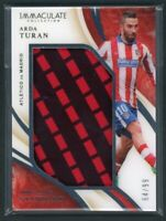 2020 ARDA TURAN 64/99 JERSEY PATCH PANINI IMMACULATE COLLECTION