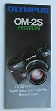 Photography Reference Guide For The Olympus Om-2S Program