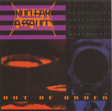 Nuclear Assault - 1991 - Out Of Order