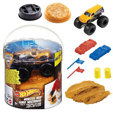 HOT WHEELS MONSTER JAM MUD ACTION SET TRUCK WITH ACCESSORIES PLAY SET TOY