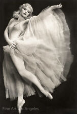 Edward Thayer Monroe photo, Harriet Hoctor, ballerina, actress, 1920