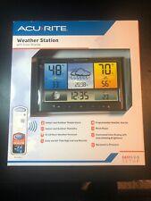 Acurite My Backyard Weather Station With Color Display w/wireless Sensor