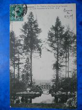 RENNES  :  Le Thabor - Le Pont de la Cascade....VO.1909.