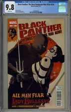 BLACK PANTHER: MOST DANGEROUS MAN ALIVE #526 - CGC 9.8 - 2039460002
