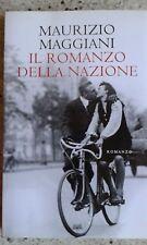Il romanzo della Nazione di Maurizio Maggiani