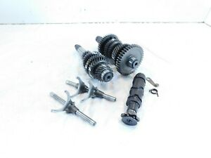 2014 & 2015 Indian Chief Chieftain & Roadmaster Transmission Gears Gearset