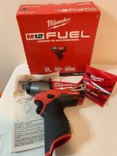 Milwaukee 2453-20 M12 Fuel 12-Volt 3/8 in. Impact Wrench Replaces 2463-20 New!
