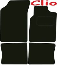 Deluxe Quality Car Mats for Renault Clio Campus 05-08 ** Tailored for Perfect fi