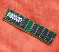 1GB Memoria RAM DDR-400 CL3 DIMM PC-3200 - Transcend 336189-0035 o 0039