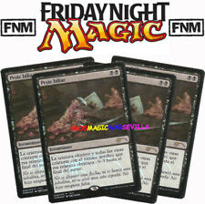 MTG 4 X PESTE BILIAR - Bile Blight - PROMO FNM ESPAÑOL - CARD MAGIC FULL ART