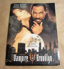 Vampire In Brooklyn Press Kit 1995 Eddie Murphy Angela Bassett Allen Payne