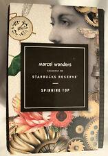 Starbucks Reserve Marcel Wanders Anodized Aluminum SPINNING TOP Ballerina NIB
