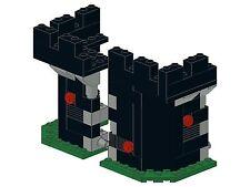 LEGO-bricksy 's Castle-h11-Eck-muro (2x)
