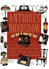 Antiques Roadshow Primer Book - Introductory Guide to Antiques & Collectibles
