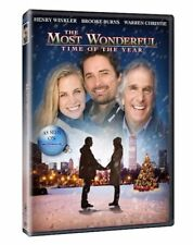 The Most Wonderful Time of the Year (DVD, 2010) NEW