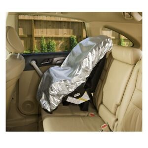 Mommy's Helper Car Seat Sun Shade Cover New Set Of Two Bundle