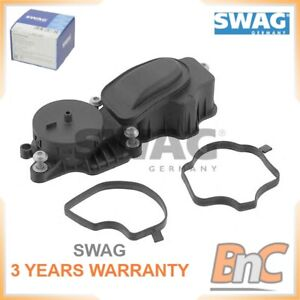 SWAG ENGINE BLOCK BREATHER VALVE BMW OEM 20945193 11127794597