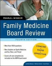 NEW - Family Medicine Board Review: Pearls of Wisdom, Fourth Edition