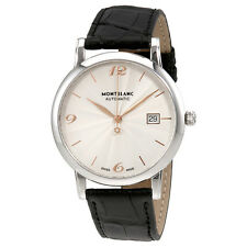 MontBlanc Star Classique Automatic Mens Watch 113823