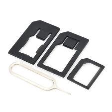 CLICK SIM ADAPTER MINI MICRO NANO NORMAL SIM KARTEN ADAPTER HANDY IPHONE HTC Z12