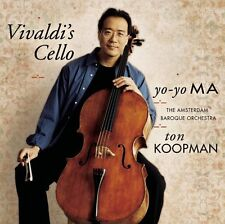Yo-Yo Ma - Vivaldi's Cello [New CD] Rmst