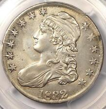 1832 Capped Bust Half Dollar 50C - PCGS AU Details - Rare Coin - Nice Luster!
