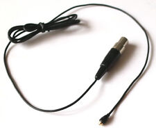 Spare Detachable Cable Accessories with AKG Mini XLR 3Pin Connector