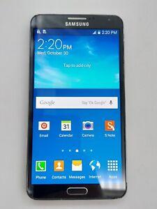 Samsung Galaxy Note 3 SM-N900T - 32GB - Black (T-Mobile) *Check IMEI*