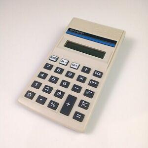 Very nice SHARP ElsiMate EL-231H Pocket Calculator