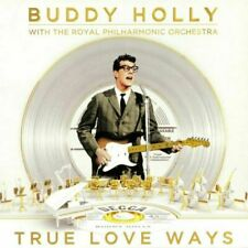 7702173 Buddy Holly and The Royal Philharmonic Orchestra True Love Ways LP