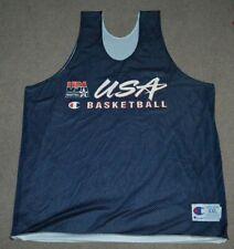Vtg Team USA Dream Team Olympic Basketball Practice Jersey 2XL