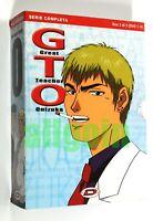 GREAT TEACHER ONIZUKA GTO G.T.O. BOX 3/3 (DVD 7-9 Chapter) Cofanetto Dynamic
