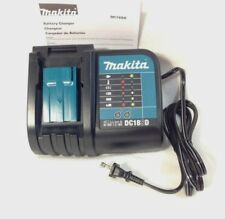 Makita DC18SD NEW LXT 18V Battery Charger 18V for BL1815 BL1830 BL1840 BL1850