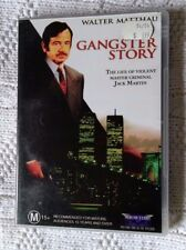 GANGSTER STORY (DVD) R-4, LIKE NEW, FREE POST WITHIN AUSTRALIA