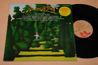 BRIAN ENO KEITH TIPPETT PHIL COLLINS..LP PETER AND THE WOLF ORIG GERMANY TOP EX