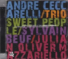 ANDRE CECCARELLI - sweet people CD