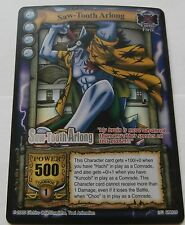 Carte One piece Saw Tooth Arlong Silver rare holo !!!