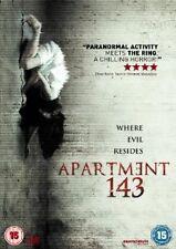 Apartment 143 DVD Region 2 Horror *New & Sealed*