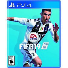 FIFA 19 PS4 [Factory Refurbished]