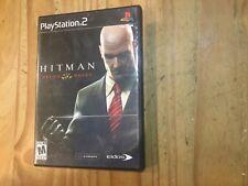 Hitman: Blood Money Sony PlayStation 2