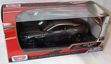 Aston Martin DB11 Magnetic Silver Motor Max 1-24 Scale Model New in box