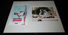 Adam Sandler Signed Framed 16x20 Photo Display JSA Don't Mess With the Zohan