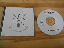CD Pop Lexy & K-Paul ft. Yasha - Killing Me (1 Song) Promo KONTOR REC