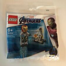 Lego Marvel Avengers Iron Man Et Dum-E Polybag I 30452