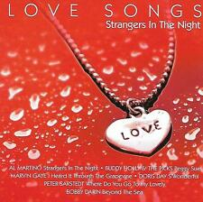 Love Songs (Strangers In The Night) - Various Artists (2005 CD Album)