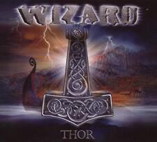 WIZARD - Thor CD Digipak 2009 + Videoclip True Teutonic Metal *NEW*